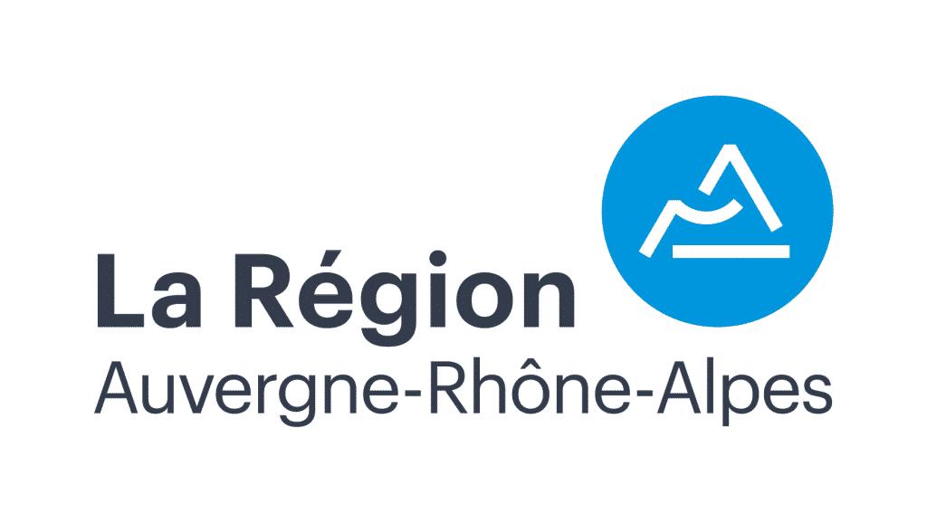 Région Auvergne-Rhône-Alpes Logo